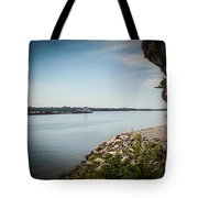 Cave In Rock Illinois Tote Bag