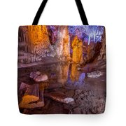 Cave Reflection Tote Bag