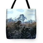 Cavehill In The Snow 2 Tote Bag