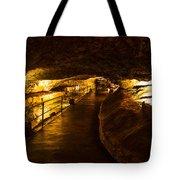 Cavern Path 2 Tote Bag