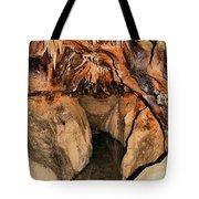 Cavern Path Tote Bag