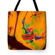 Cavity Creep Tote Bag