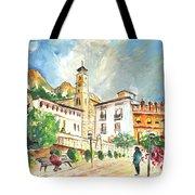Cazorla 04 Tote Bag