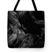 Cedar Burl Number Two Tote Bag