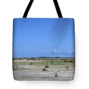 Cedar Island Ponies Tote Bag