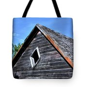 Cedar Shingles Tote Bag