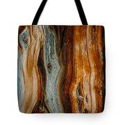 Cedar Texture Tote Bag
