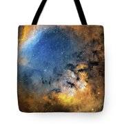 Cederblad 214 Emission Nebula Tote Bag