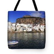 Cefalu - Sicily Tote Bag