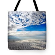Ceiling High 4 Tote Bag