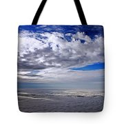 Ceiling High 5 Tote Bag