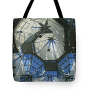 Ceiling Sails Tote Bag