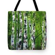 Celadon Spring Tote Bag