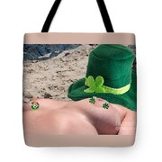 Celebrate St Pattys Day Tote Bag