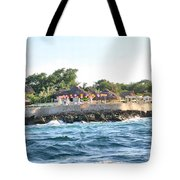 Celebrate The Waves Tote Bag