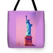 Celebrating Lady Liberty # 3 Tote Bag