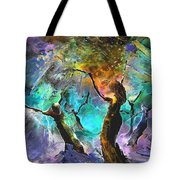 Celebration Of Life Tote Bag