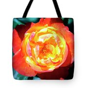 Celebration Rose Palm Springs Tote Bag