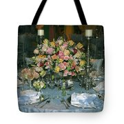 Celebration Table Tote Bag