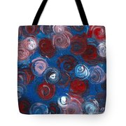 Celestial Bouquet Tote Bag