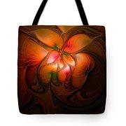 Celestial Callas Tote Bag
