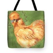 Celestial Chicken Sweet Potato Tote Bag