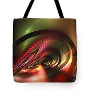 Celestial Equator Tote Bag