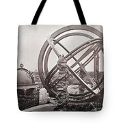 Celestial Globe And Sphere Beijing Tote Bag