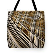 Celestial Harp Tote Bag by John Edwards