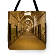 Cell Block 5 Tote Bag
