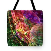 Cell Dreaming 8 Tote Bag