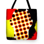 Cell Electrodes Tote Bag