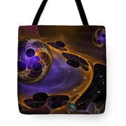 Cell Forms 2 Tote Bag