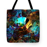 Cell Research Tote Bag