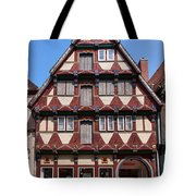 Celle Old Houses Tote Bag