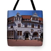 Celle Rathaus Tote Bag
