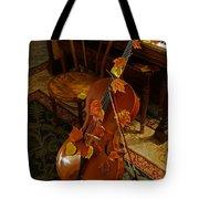 Cello Autumn 1 Tote Bag