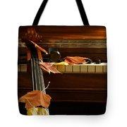 Cello Autumn 2 Tote Bag