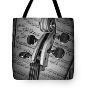 Cello Classic Art Tote Bag