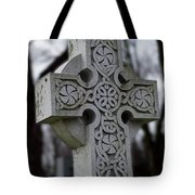 Celtic Cross 10194 Tote Bag