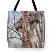 Celtic Cross   3d22463 Tote Bag