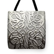 Celtic Glass Tote Bag