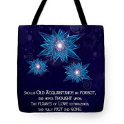 Celtic New Year Tote Bag