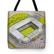 Celtic Park Tote Bag