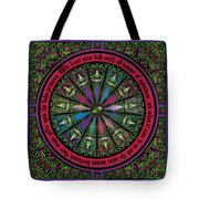 Celtic Sleeping Beauty Part I The Gifts Tote Bag