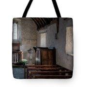 Celynnin Church Tote Bag