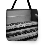 Cembalo Keyboards Tote Bag