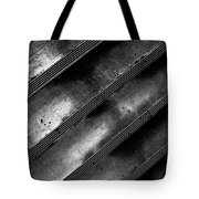 Cement Steps Number Two Tote Bag
