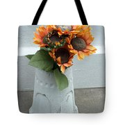 Cemetary Flowers 1 Tote Bag