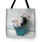 Cemetary Flowers 3 Tote Bag